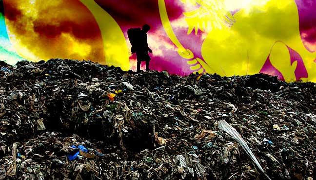 srilanka-garbagemoutain