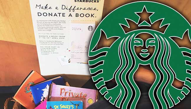 starbucks-bookdonate