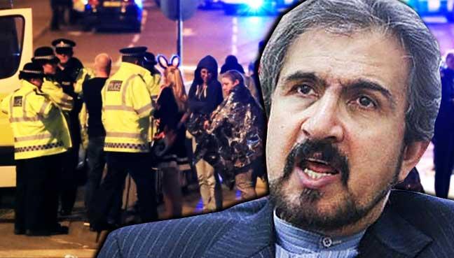Iran kutuk serangan Manchester, kritik pakatan palsu Barat ...