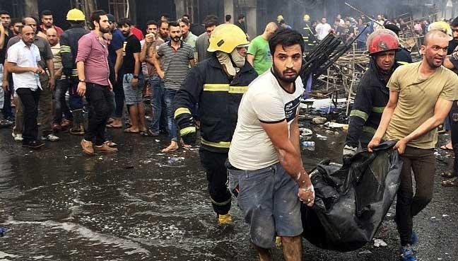 Car-bombs-kill-23-in-central-Baghdad,-hit-Ramadan-crowds