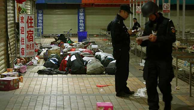 2 killed, 18 injured in knife attack in southwest China