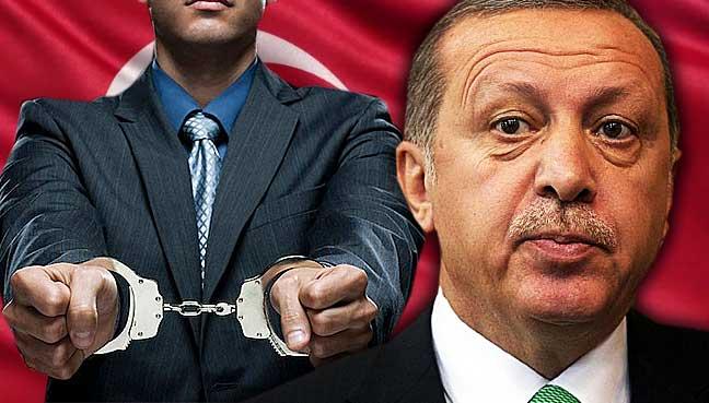 Erdogan-arrest