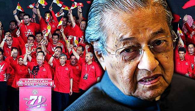 FMT,-KL,-Malaysia,-anniversary,-Umno,-extragavant-show,-lacked-substance,-Dr-Mahathir-Mohamad,-DAP,-kleptocratic-government