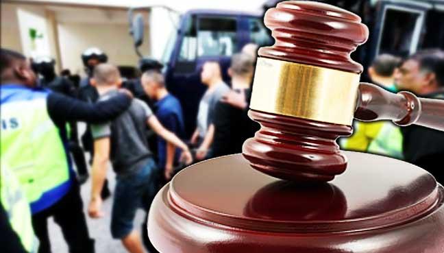 GEORGE TOWN  Lima lelaki termasuk seorang bergelar  Datuk  hari ini didakwa  di Mahkamah Sesyen di sini atas pertuduhan menganggotai kumpulan jenayah ... 7bfdc53fa7