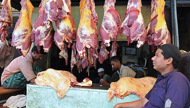 India's-Muslim-meat-traders
