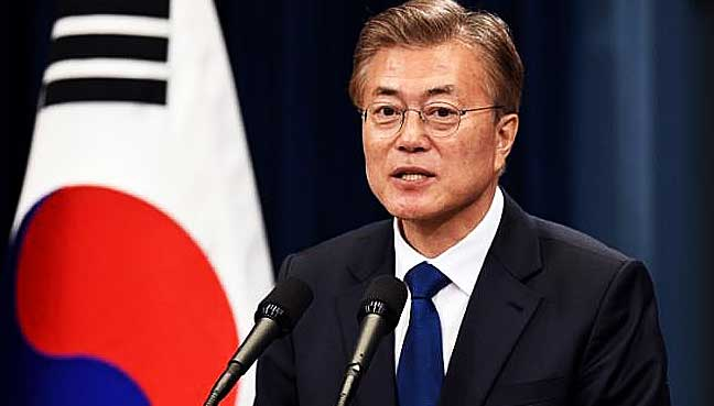 South Korea President Moon Jae In appoints top ministers and security adviser