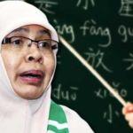 Najihatussalehah-belajar-bahasa-lain-mandarin