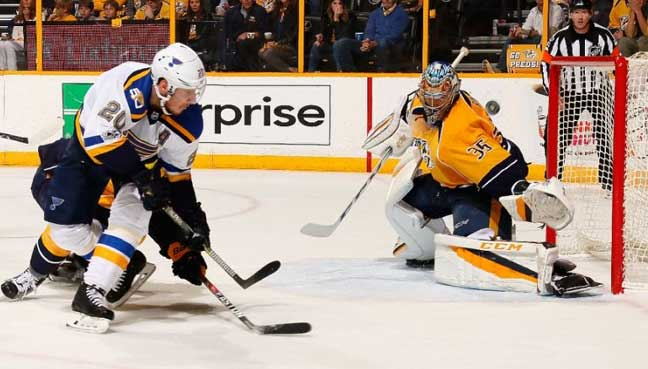 Nashville Predators Headed To Western Conference Final — Bye Bye Blues