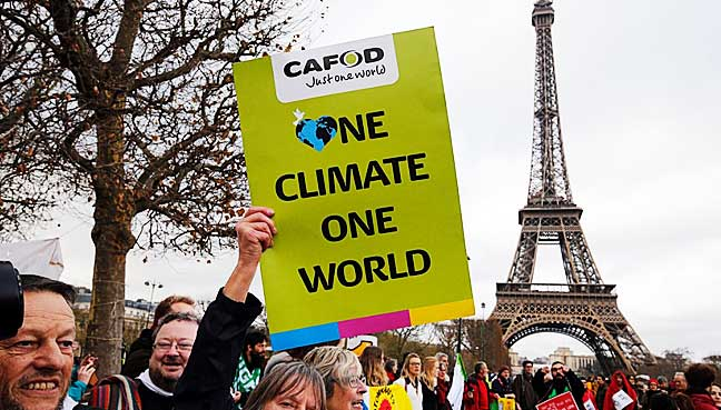 United Nations climate talks frustrated over USA stance