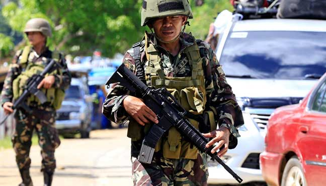 Most wanted Philippine militant Hapilon often evasive