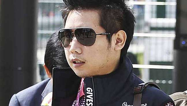 Thailand revokes wanted Red Bull heir's passport over hit-and-run case