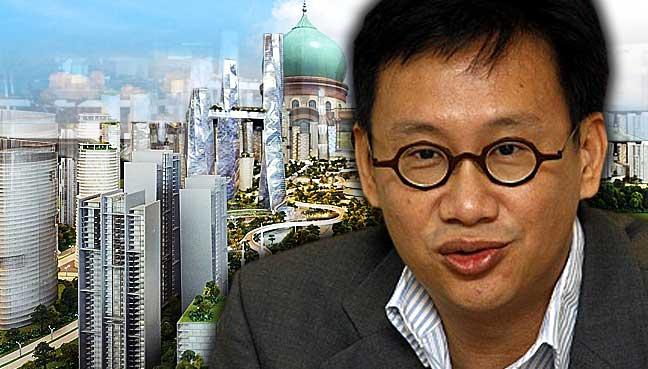 Wong-Chen-bandar-malaysia