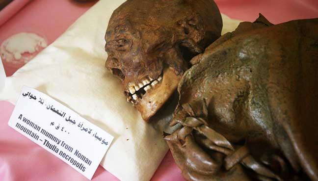 Yemen-war-threatens-millennia-old-mummies