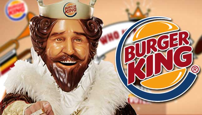 Cheeky Burger King Ad Not Flying With Royals in Belgium