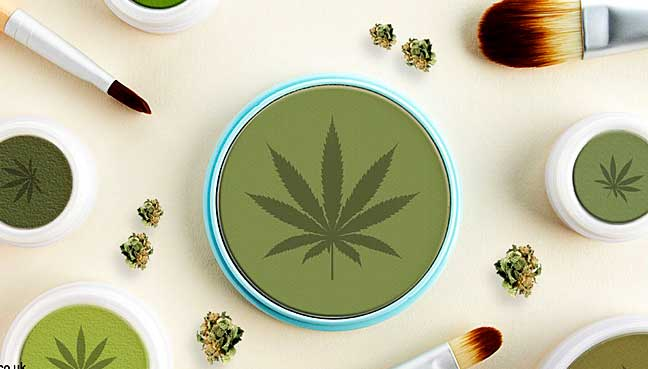 Cannabis cosmetics could take your beauty routine to a new high