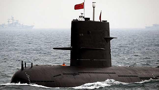 china-submarines