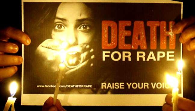 death-for-rape