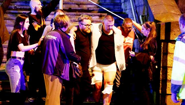 Here's what we know about the 'barbaric' Manchester Arena attack so far