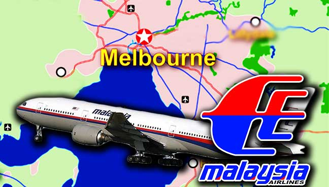 Malaysia Airlines A330 returns to Melbourne after bomb threat