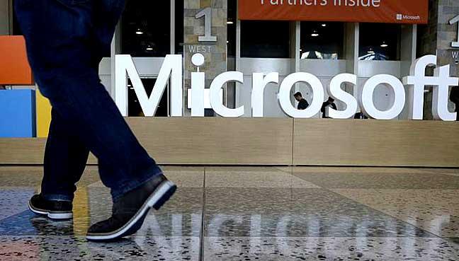 microsoft quarterly reports