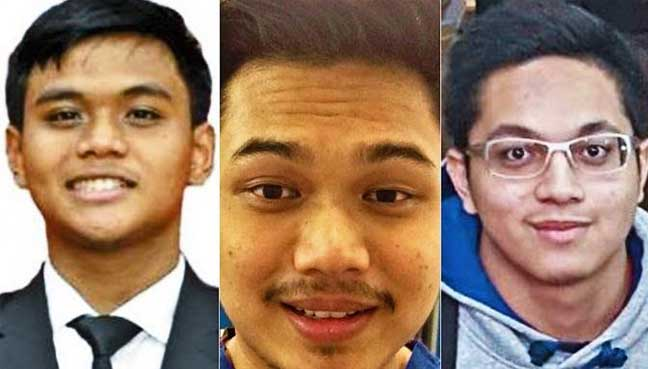 Malaysian students quizzed over blast in Manchester