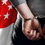 singapore-arrest