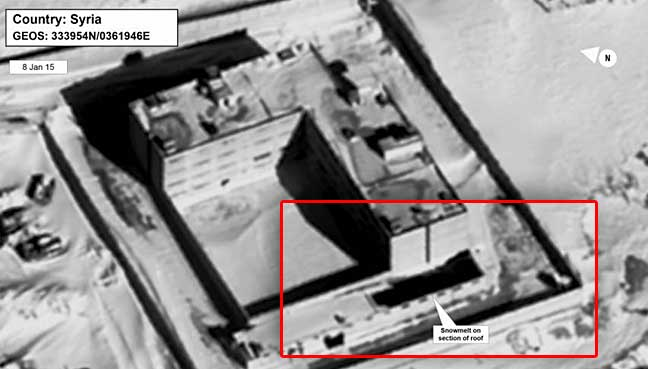 United States  says Assad using 'crematorium' to hide mass killings