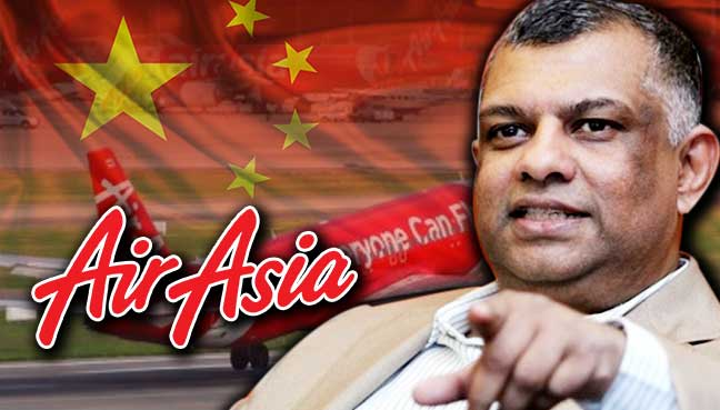 Air Asia to launch low-priced airline in China