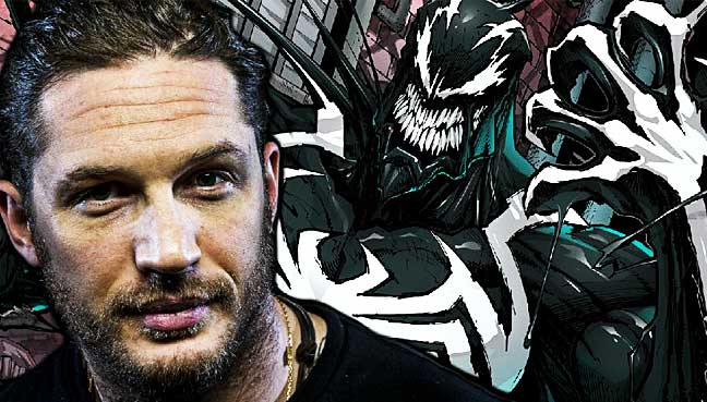 Tom Hardy Joins 'Venom,' Officially Going Back To His Villainous Roots