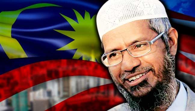 Zakir Naik trying for Malaysian citizenship