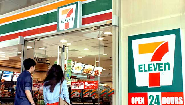 Indonesias 7 Eleven Outlets Shut Down