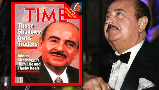 Saudi billionaire Adnan Kashoggi dies