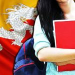 Bhutan-student
