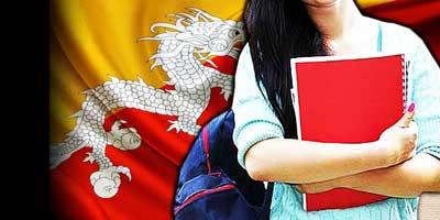 Bhutan-student1