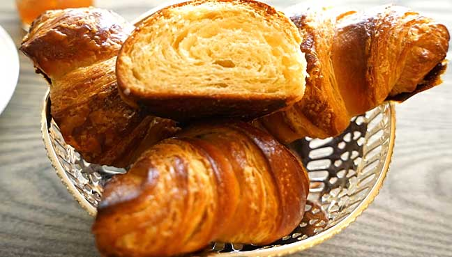 French-croissants