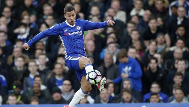 Eden Hazard Fractures Ankle While On International Duty