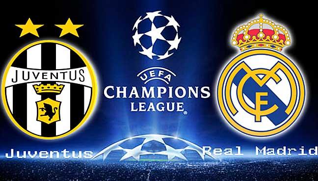 Juventus-v-Real-Madrid
