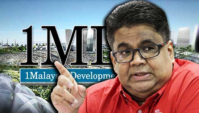 Foreign interference in 1MDB and Malaysia? Nonsense