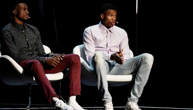 In emotional return to Greece, Antetokounmpo promises to help youth