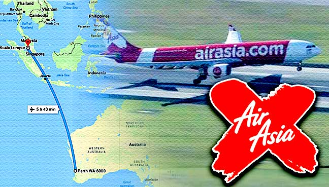 AirAsia plane shakes violently for hours, captain begs passengers to pray