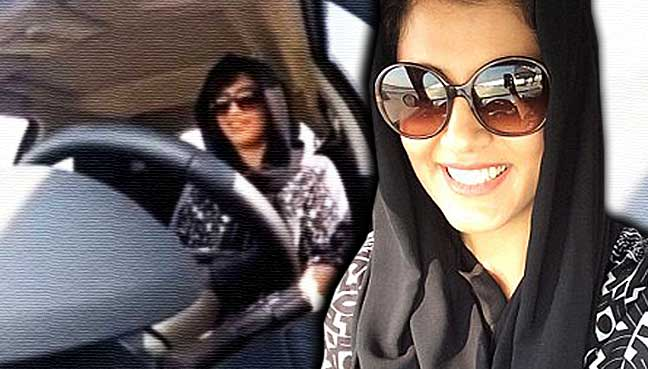 Women's Rights Activist Detained in Saudi Arabia