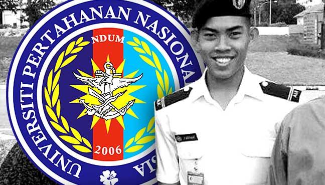 Higher Education Ministry views Zulfarhan Osman's death seriously