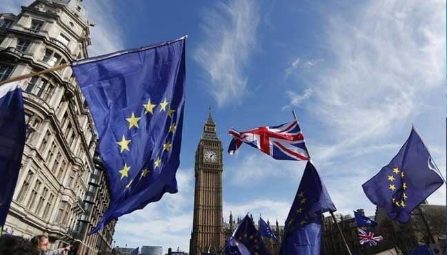 Britain to hold special two-year parliament session to tackle Brexit
