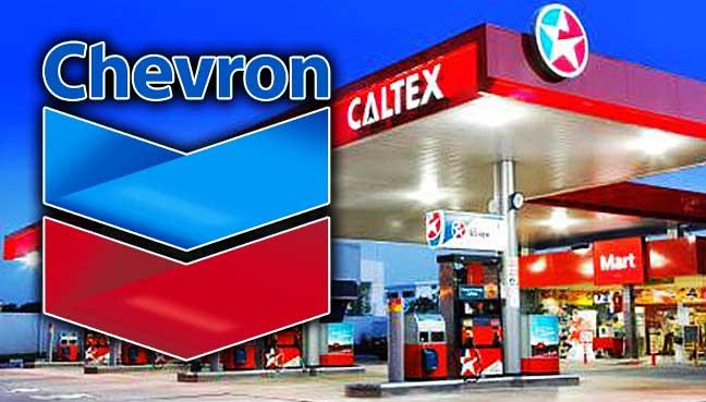 caltex-chevron