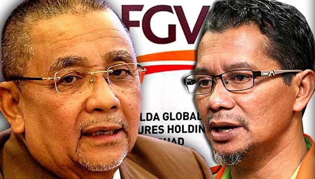 Graft probe at Felda Global