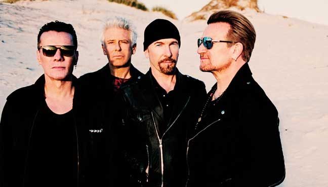 U2 add new dates to Joshua Tree tour