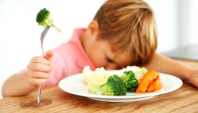 kid-veggie