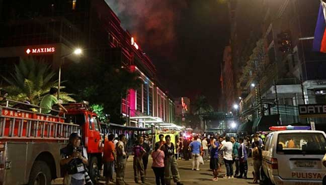36 people killed in Resorts World Manila attack in Philippines