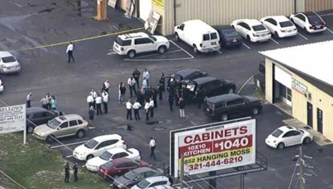 'Multiple fatalities' after shooting at business near Orlando