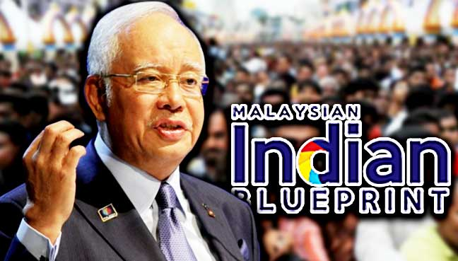 Najib determined to create positive impact on Indians